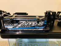 Adjustable Battery Posts - JQRacing THEeCar Black Edition - RC Race Works