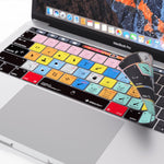 Image of Adobe Photoshop Shortcuts Keyboard Cover