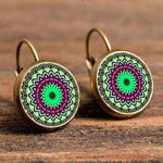 Bohemian Vintage Drop Earrings - 15 Designs available - Trinket Fascinations Jewelry