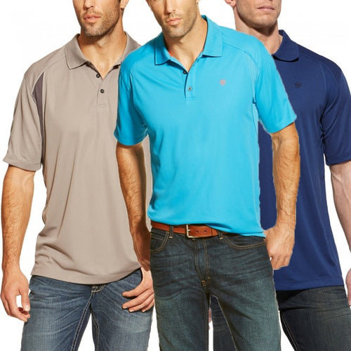 Ariat AC Men's Polo Shirt