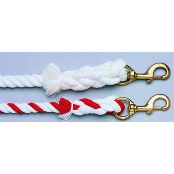 Cavalier Cotton Lead Rope