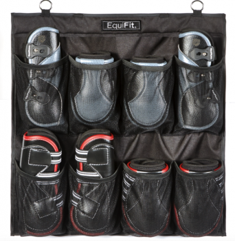 Equifit Hanging Boot Organizer 8 pack