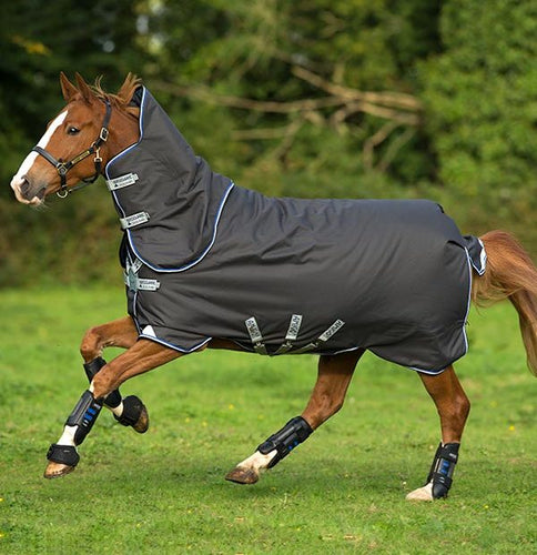 Horseware Amigo Bravo 12 Plus 250G (Disc Front Closure)
