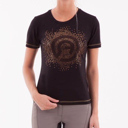 ANKY Sequin Logo T-Shirt