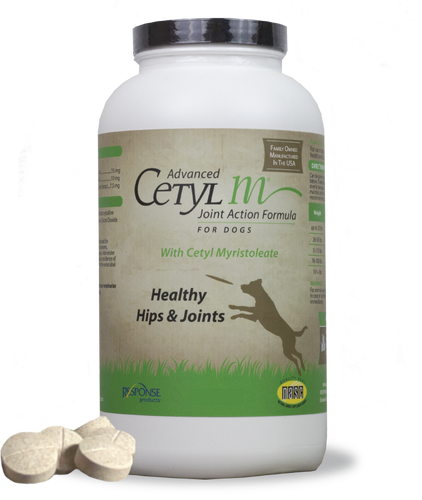 Advanced Cetyl M® for Dogs Tablets