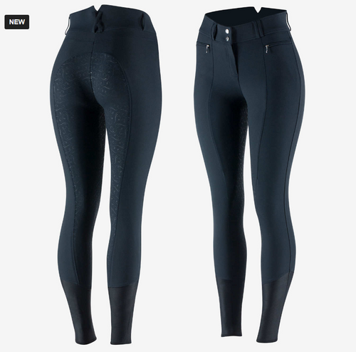 Horze Angelina Silicone Full Seat Breeches