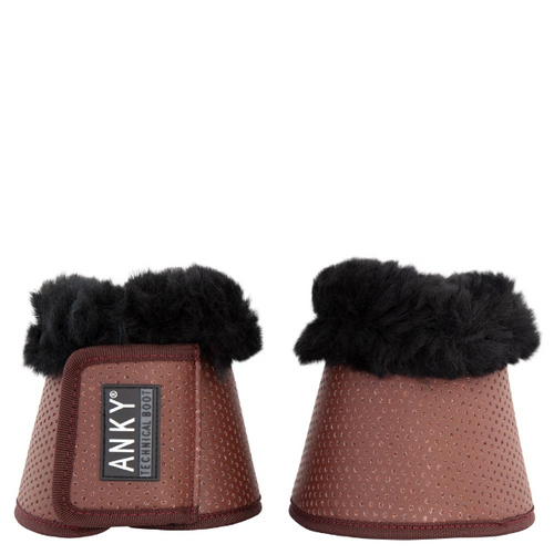 ANKY Bell Boot With Sheepskin