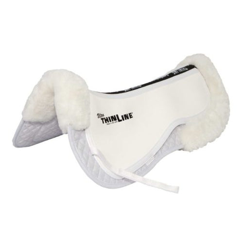 *New* ThinLine Trifecta Cotton Half Pad With Sheepskin Rolls