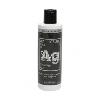 Ag Silver Clean Wash Max Strength 8oz
