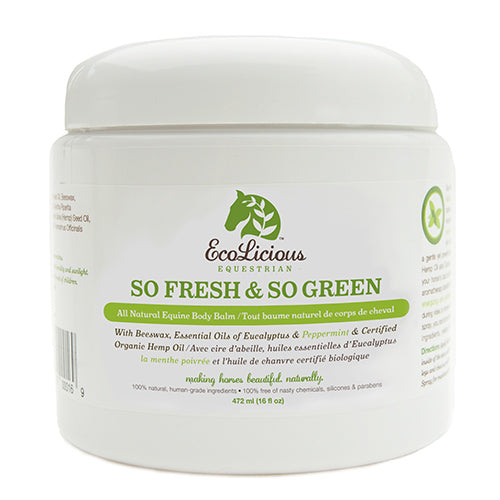Ecolicious So Fresh & So Green Body Balm