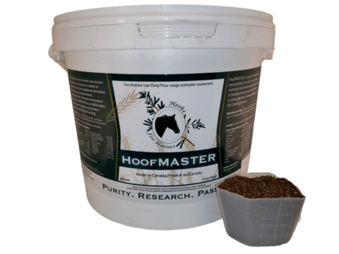 Herbs for Horses Hoofmaster