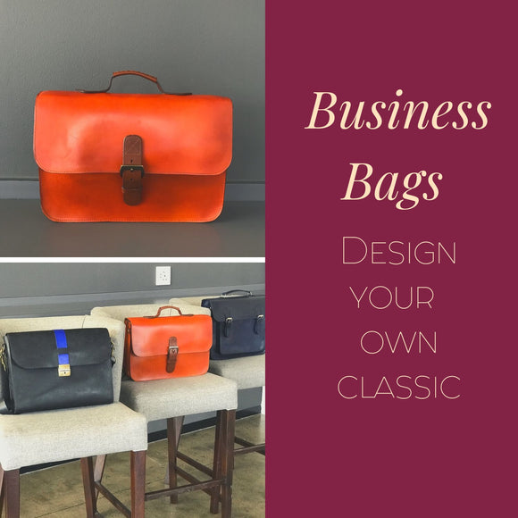 Design Your Own Business Bag | Deposit