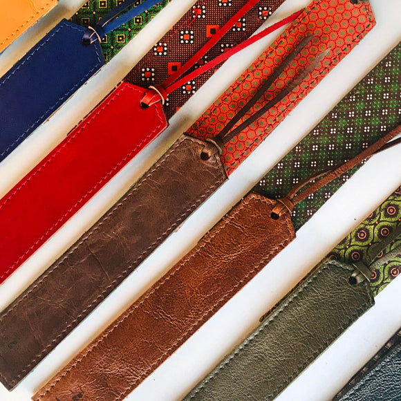 Bookmark-Bookmark-Leather Zulu