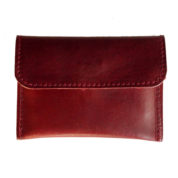 Business Card Case-Bookmark-Leather Zulu