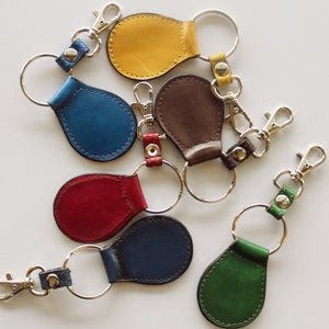 Keyring-Keyring-Leather Zulu
