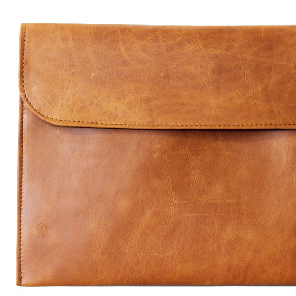 Laptop Sleeve-Laptop sleeve-Leather Zulu