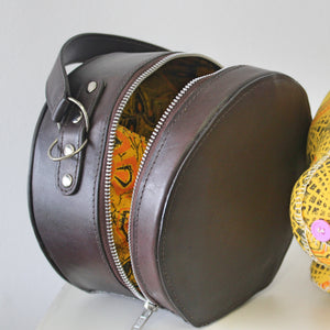 Phathu-Crossbody bags-Leather Zulu