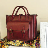 Thembi-Handbag-Leather Zulu