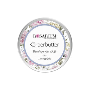 Body Butter - Lavender 200ml
