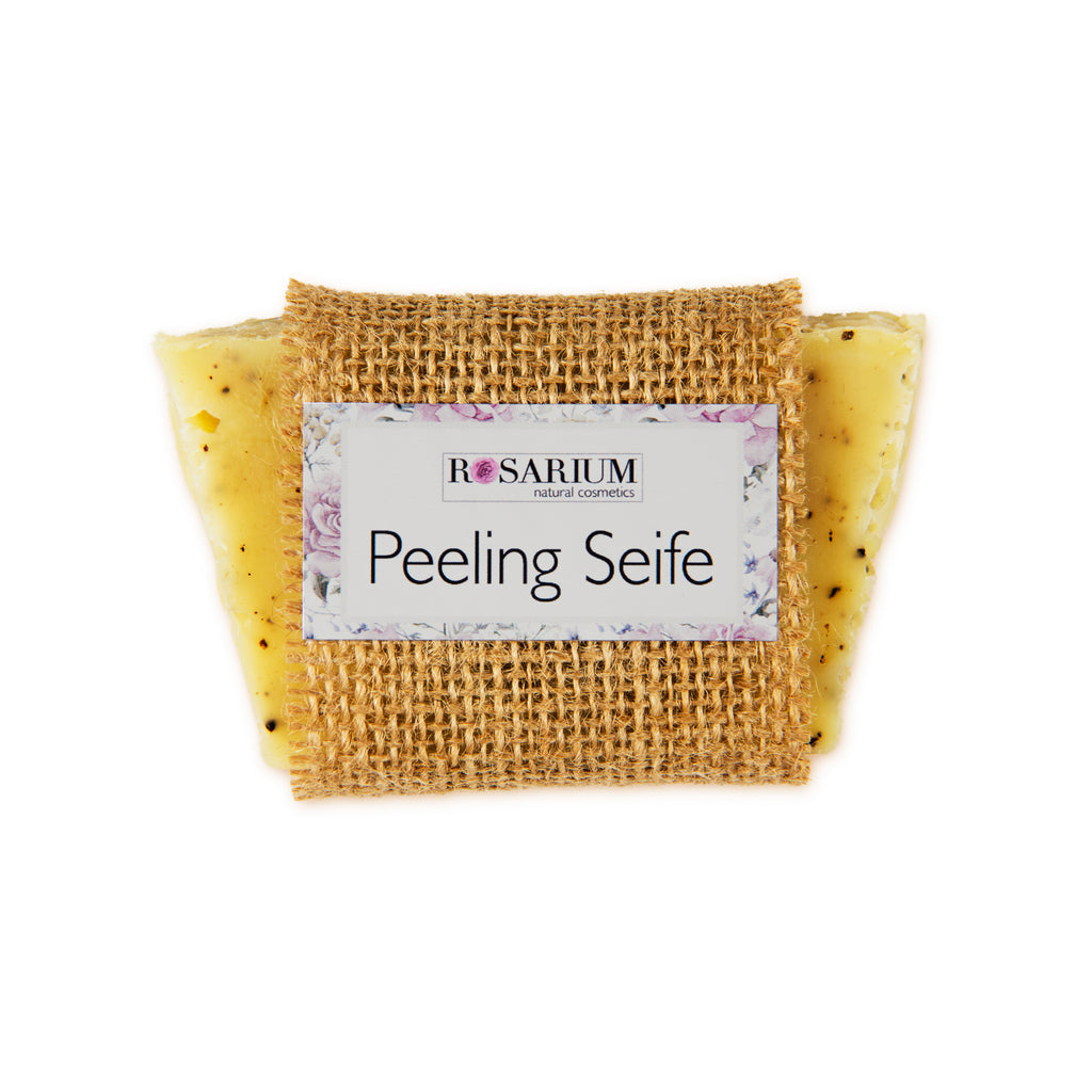 Peeling Soap from ROSARIUM natural cosmetics
