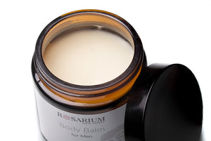 Rose Line - Body Balm for Men from ROSARIUM Natural Cosmetiks