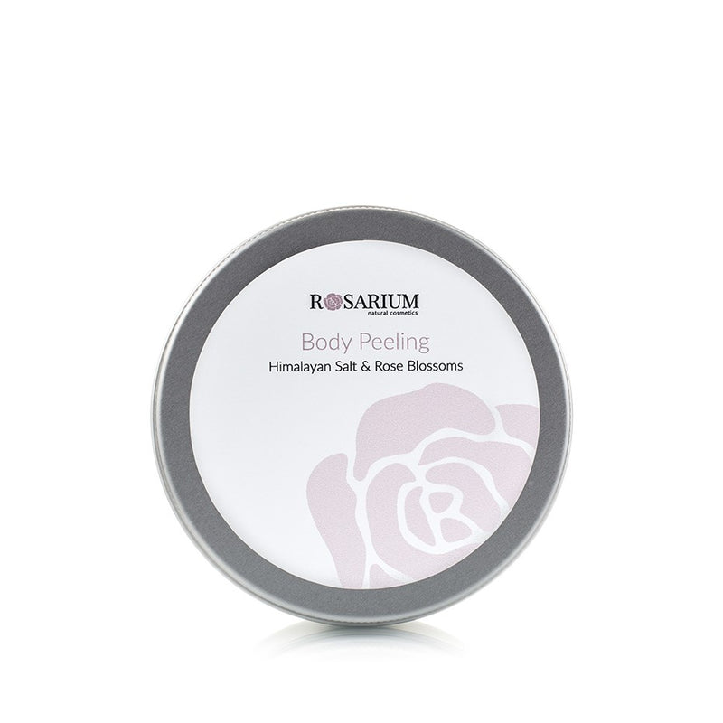 Rose Line - Body Peeling - Himalayan Salt & Rose Blossoms 150ml