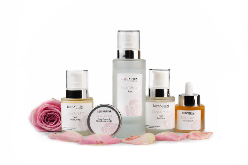 Mother's Day face care set