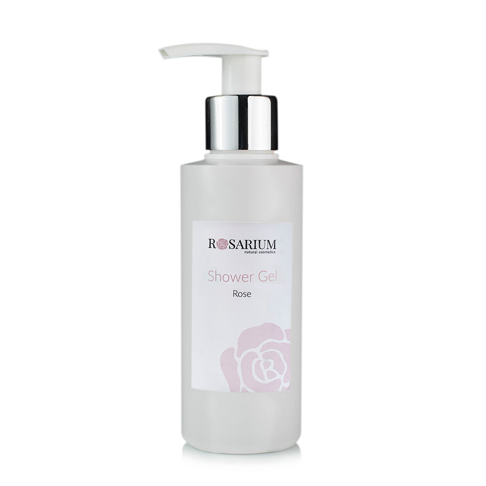 Rose Line - Shower Gel  Rose 150ml from ROSARIUM Natural Cosmetics