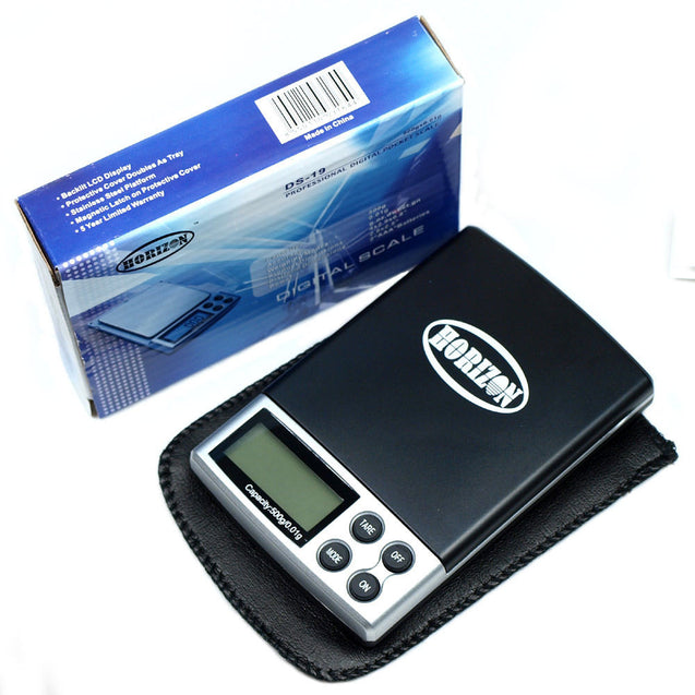 Horizon DS-19 500g x 0.01g Digital Scale 0.01 gram Precision Jewelry Reload Gold - Anyvolume.com