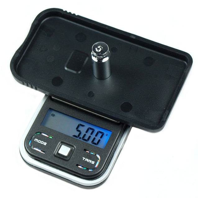 APTP-445 100g x 0.01g High Precision Digital Pocket Scale / Stylus Gauge - Anyvolume.com