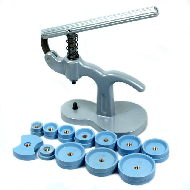 Watch Repair Tool Kit  - Case Opener / Link Remover / Spring Bars / Case Press - Anyvolume.com