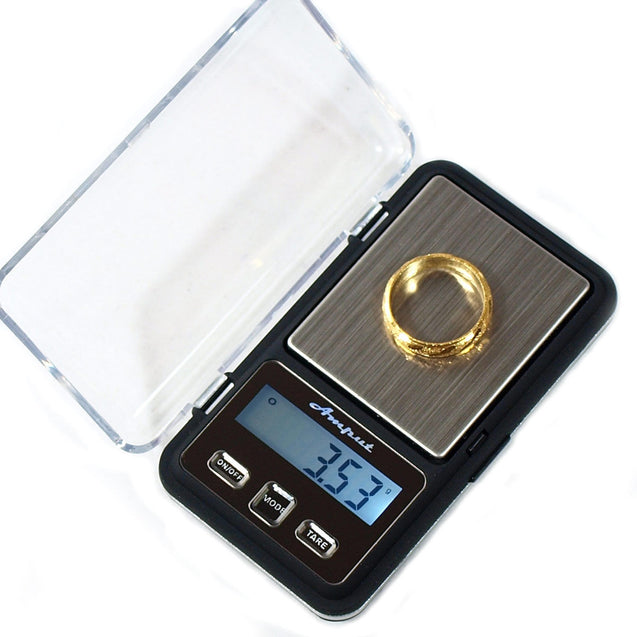 AMPUT Digital Pocket Scale 200g x 0.01g APTP-453 Precision Mini Jewelry Scale - Anyvolume.com