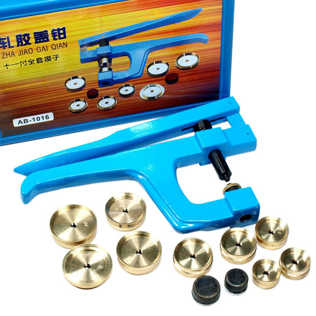 Watch Repair Tool - Watch Press Case Closer Bezel Crystal Glass Fitting Tool - Anyvolume.com