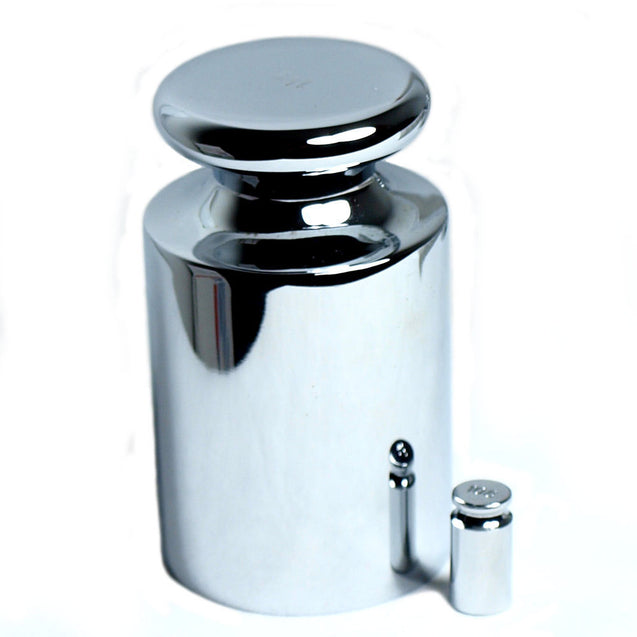 1kg 1000g Calibration Weight with Free 10 Gram Test Weight for Digital Scales - Anyvolume.com