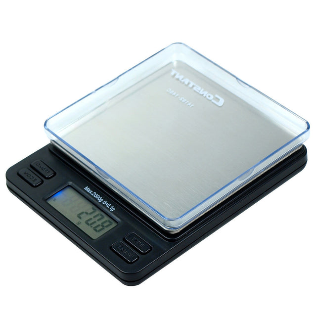 Set of Two Clearance 2000g x 0.1g  Digital Scale  for Jewelry Diet Shipping - Anyvolume.com