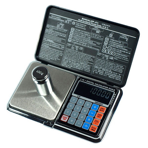 500g x 0.01g Digital Pocket Scale High Precision with Pieces Counting-Calculator - Anyvolume.com