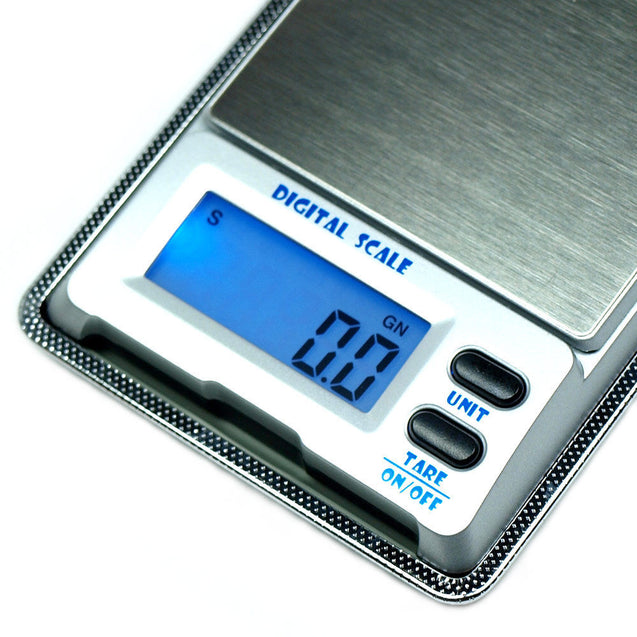 500g x 0.01g Digital Pocket Scale  DS-18 0.01g Precision Gold Jewelry Reloading - Anyvolume.com