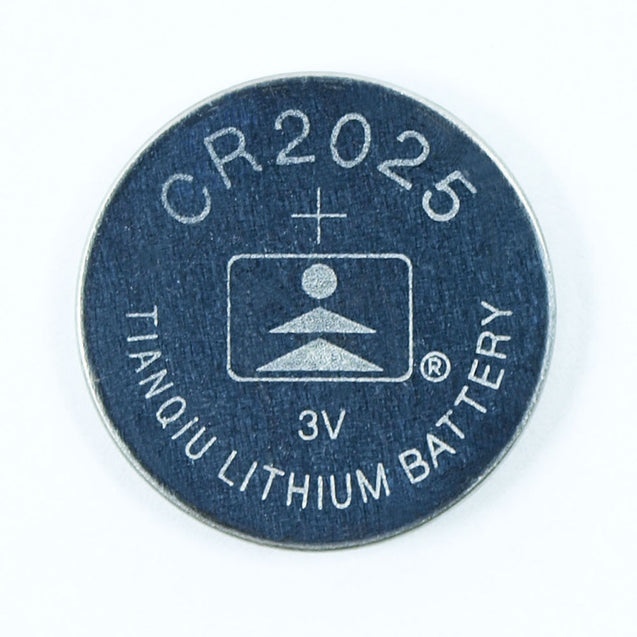 Wholesale 100 PCS Tianqiu CR2025 Lithium Battery 3V Button Cell - Bulk in Trays - Anyvolume.com
