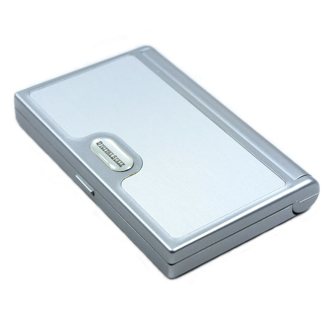 100g x 0.01g Digital Pocket Scale .01g Jewelry Scale with Calibration Weights - Anyvolume.com