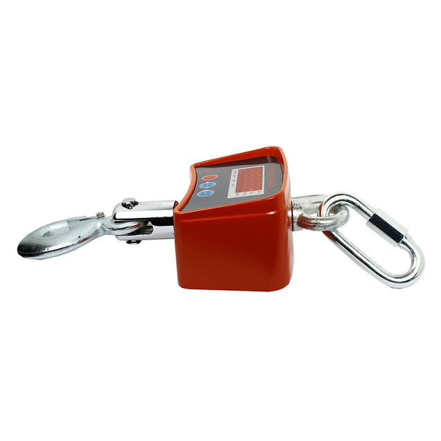 1000KG 2200 LBS Digital Hanging Scale Mini Industrial Crane Scale Warehouse + AC - Anyvolume.com