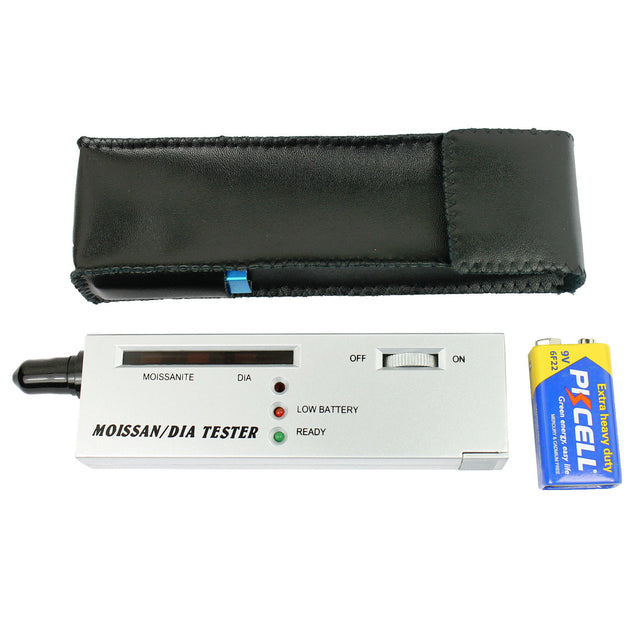 Diamond Selector II Tester & Moissanite Tester Gemstone Jewelry Tool Set w/cases - Anyvolume.com