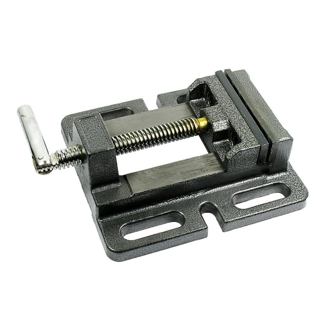 "3"" Drill Press VISE Pipe Clamping Holding 3 Inch Throat Open Workbench Vice - Anyvolume.com"