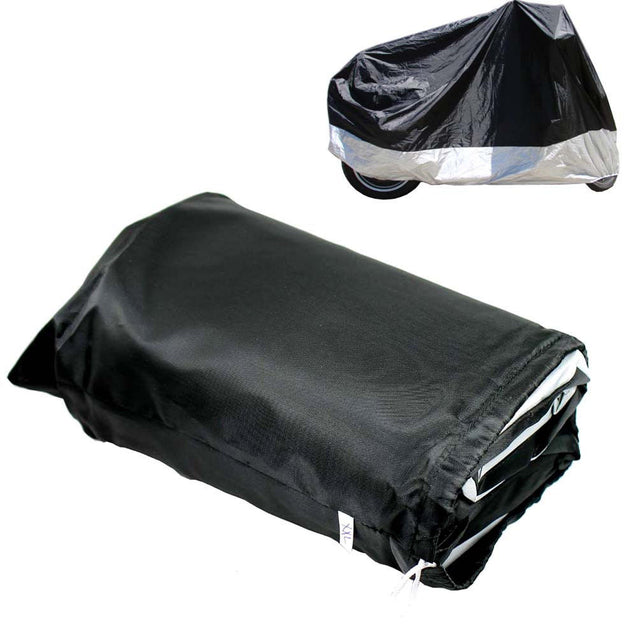 XXL Waterproof Motorcycle Cover For Harley Dyna Softail Sportster Cruiser - Anyvolume.com