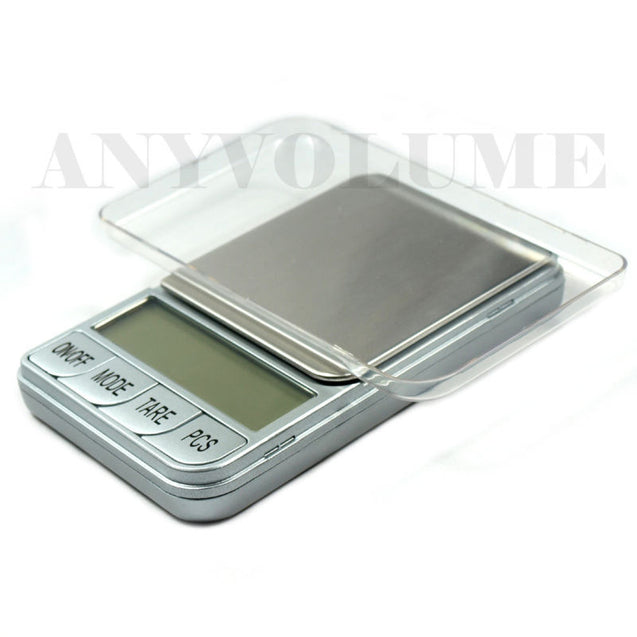 500g x 0.1g Digital Pocket Scale for Precision weighing and PCS Counting - Anyvolume.com