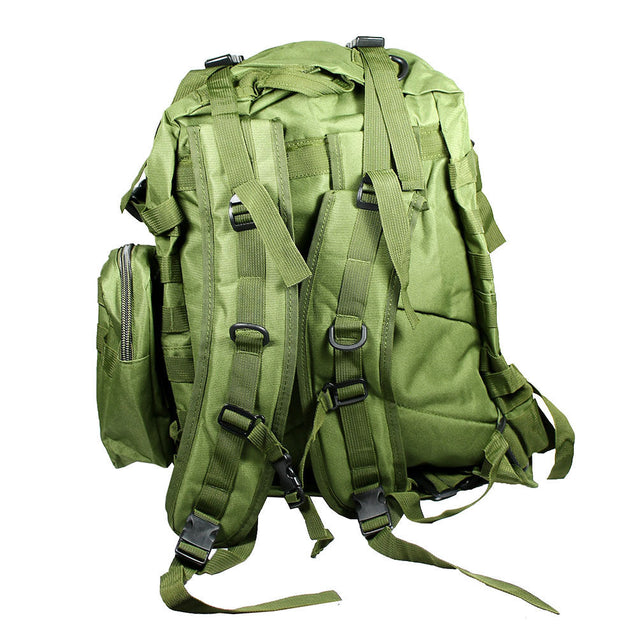 Outdoor Backpack Camping Military Tactical Travel Hiking Sports Bags Rucksacks - Anyvolume.com