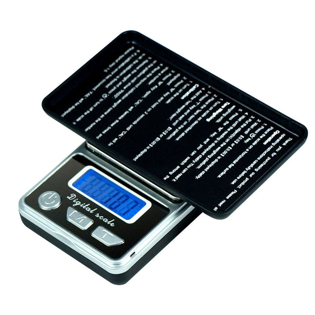 500g x 0.1g Digital Pocket Scale Jewelry Scale HB-02 Wholesale 25 pcs Lot - Anyvolume.com