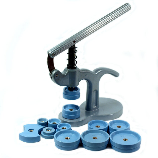 Watchmaker Tool Watch Press Set Back Case Closer Crystal Glass Fitting 18 - 50mm - Anyvolume.com