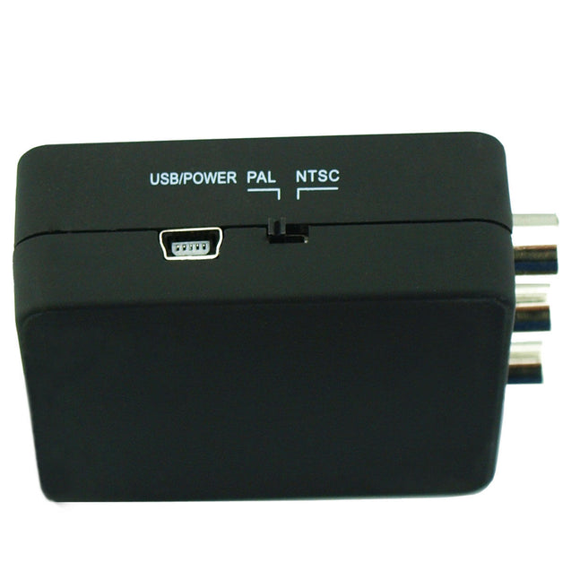 Mini HDMI to Composite CVBS RCA AV Video Converter Adapter 1080p with Cables - Anyvolume.com