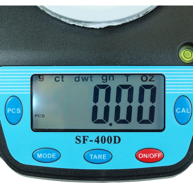 500g x 0.01g High Precision Digital Scale SF-400D2 Counting wit USB Wall Adapter - Anyvolume.com