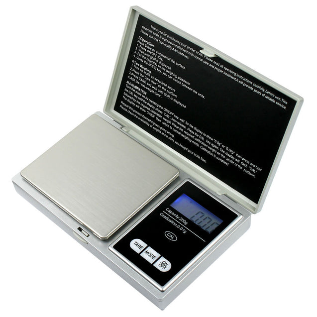Wholesale 5 PCS  CS-200 Digital Portable Precision Pocket Scale 200g x 0.01g - Anyvolume.com